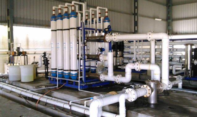 Uf Ultra Filtration Plants